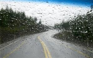 ترافیک، بارش باران و مهگرفتگی درجادههای شمال