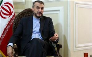 انتقاد امیرعبداللهیان از سیاست «یک بام و دو هوای» آمریکا در سوریه