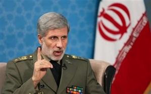 وزیر دفاع: با حضور نیرو های مسلح هیچگونه ناامنی در منطقه مکران نداریم