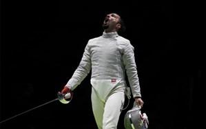شمشیربازی قهرمانی آسیا؛ عابدینی به مدال برنز رضایت داد