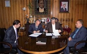 امضای تفاهمنامه همکاریهای مشترک بین دانشگاه علوم پزشکی ارومیه دانشگاه آتاتورک ارزروم