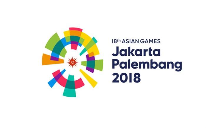 لوگو بازیهای آسیایی 2018