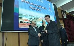 انتخاب واحد تولیدی در خراسان جنوبی به عنوان صادر کننده نمونه کشوری