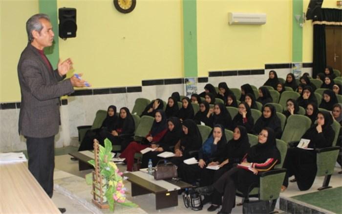 کارگاه آموزشی ریاضی در بوشهر