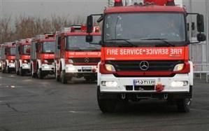 استقرار ۱۵۰ آتشنشان تهرانی در ۸۰ نقطه از مسیرهای راهپیمایی روز قدس