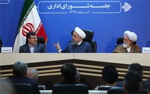 روحانی:پذیرای سرمایهگذاران ایرانی خارج از کشور باشیم؛ سختگیری نکنیم