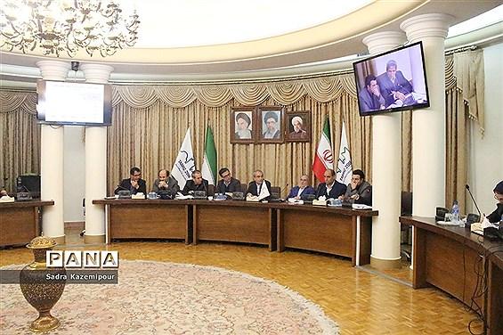 جلسه کارگروه تخصصی اشتغال آذربایجان شرقی