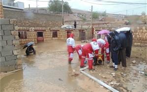 ۴ فوتی در  سیلاب ۱۲ شهر و روستای کشور