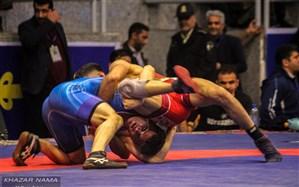 پانزدهمین دوره مسابقات کشتی جام شهید هاشمینژاد با قهرمانی تیم میزبان به پایان رسید