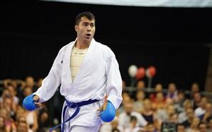 سجاد گنجزاده: کاراته ایران تا ده ماه آینده تورنمنت مهم ندارد ؛ فعلاً نیاز نیست فشار تمرینات زیاد شود