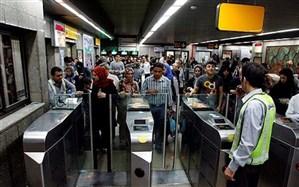 مدیرعامل مترو: امکان تخلیه مسافران در هسته مرکزی شهر نیست