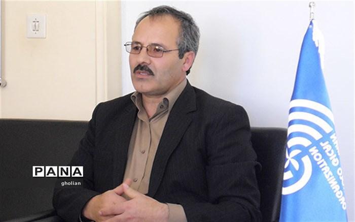 مدیرکل هواشناسی استان اردبیل