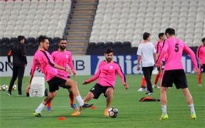 پنجمین بازی تراکتورسازی و الجزیره این بار در ابوظبی امارات