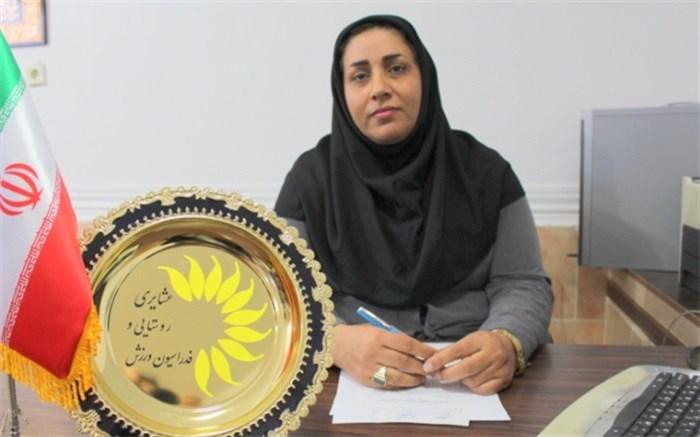 هیات ورزش روستایی + نایب رئیس+ بشیری+بوشهر