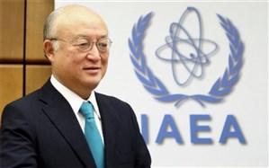 آمانو در شورای حکام: ایران در حال اجرای  تعهدات بر اساس برجام است