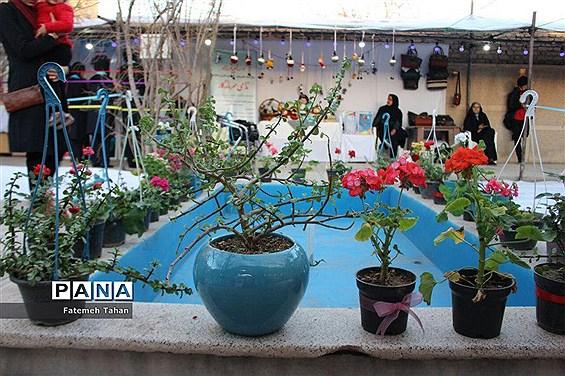 دومین بازارچه خیریه نوروز و لبخند در شهرستان بیرجند