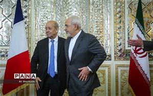 دوشنبه سخت لودریان در تهران؛ ایران دست رد به سینه فرانسه زد
