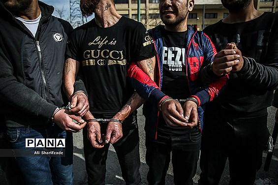 طرح دستگیری سارقان حرفهای و سابقهدار در پایتخت
