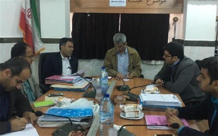 احمدی رییس اداره آموزش و پرورش عسلویه + هفته معلم