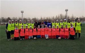 ملی پوشان فوتبال دختران نوجوان ایران معرفی شدند