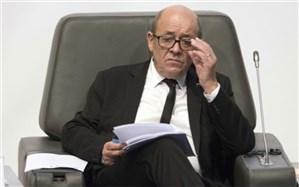 فرافکنی لودریان برای  پاسخگویی درباره استفاده از سلاحهای فرانسه در یمن