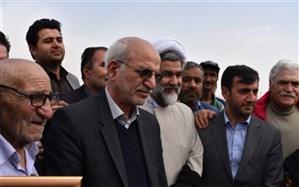 برگزاری آیین درخت کاری با حضور استاندار تهران در بهارستان