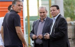 کیروش: تاج مرا مجبور کرد از فدراسیون فوتبال ایران به فیفا شکایت کنم