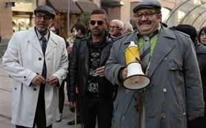 دیدار بازیگران «مصادره» با مخاطبان این فیلم در پردیس سینمایی شهرک