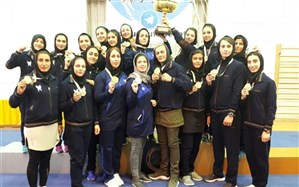 دانشگاه آزاد قهرمان لیگ برتر ووشو ایران شد