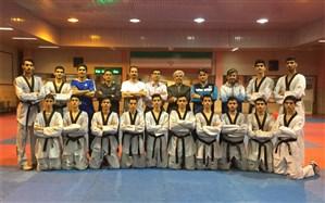 ترکیب نهایی تیم ملی تکواندو نوجوانان برای حضور در قهرمانی جهان