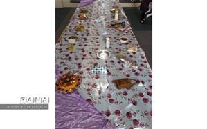 جشنواره غذاهای محلی در شهرستان امیدیه برگزار شد