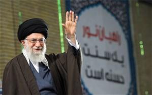 رهبر انقلاب: با وجود جوانان و  حرکتهایی چون راهیان نور، دشمن نمیتواند هیچ غلطی  بکند