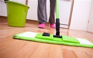 نارضایتی مشتریان از عملکرد شرکتهای خدمات نظافتی منازل در نبود آموزش و  نظارت