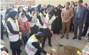 آیین نمادین گرامیداشت  روز درختکاری در ارومیه برگزار شد