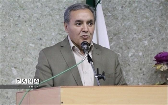 مدیر کل آموزش و پرورش استان اردبیل