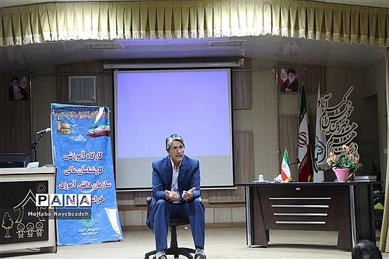 نشست کارشناسان مالی سازمان دانش آموزی خراسان رضوی