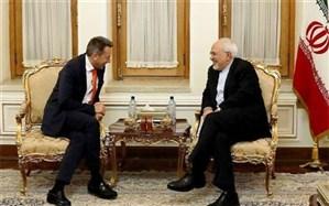 رئیس کمیته بین المللی صلیب سرخ با ظریف دیدار و گفتوگو کرد