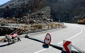 ترافیک روان در جادههای کشور؛ محور هراز مسدود است