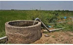 تخریب 700 حلقه چاه غیر مجاز کشاورزی در شهرستان مرودشت