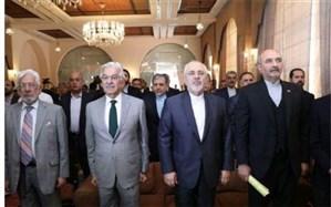نشست مشترک تجاری ایران و پاکستان با حضور وزرای امور خارجه دو کشور شروع به کار کرد