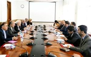 ظریف با مشاور امنیت ملی پاکستان دیدار و گفت و گو کرد