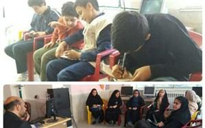 کارگاه خبرنگاران فعال  پانا در کانون شهید شهابیان کاشمر برگزار شد