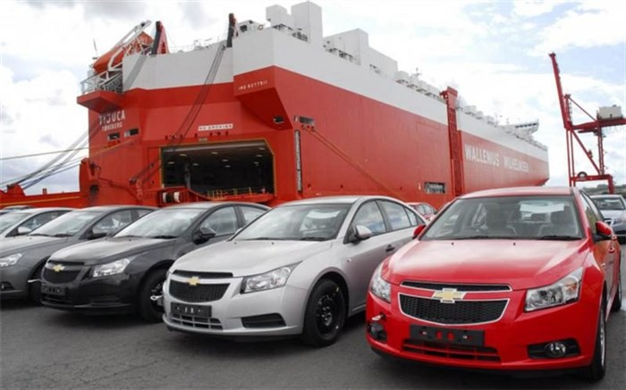 واردات خودروی خارجی