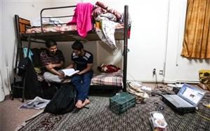 امکان اسکان تعدادی از دانشجویان علومپزشکی در خوابگاههای دانشجویی فراهم شد