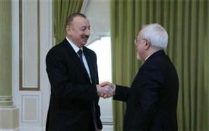 وزیر خارجه ایران وارد باکو شد