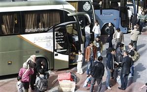 جابجایی بیش از یک میلیون مسافر درون و بروناستانی در مازندران