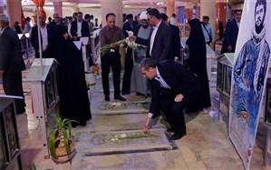 استاند ار بوشهر: شهدا متعلق به هیچ گروه خاصی در جامعه نیستند