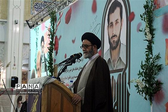 مراسم گرامیداشت سالگرد شهادت سردار مهدی باکری در تبریز