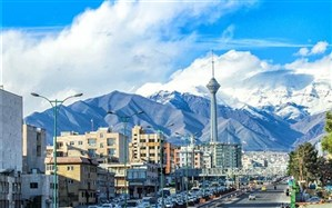 هوای تهران پاک است