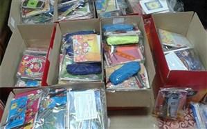 توزیع 1200 بسته حمایتی در بین دانشآموزان شهرستان لردگان